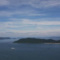屋島山上 北嶺へ